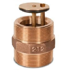 Model 212VPR - Pressure Relief Nipple Check Valve