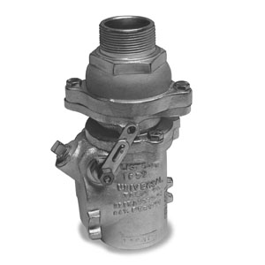 Model 521DP - Double Poppet Safety Valve