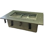 Model MP2815 - Double Wall Dispenser Sump with Full Access Industrial Grade